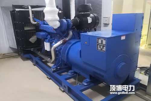 800kw玉柴发电机组