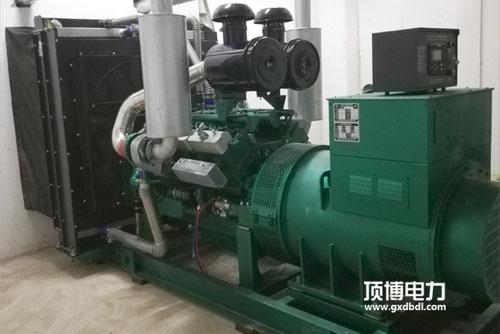 玉柴100kw发电机