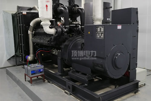 柴油发电机组蓄电池充电正确方法