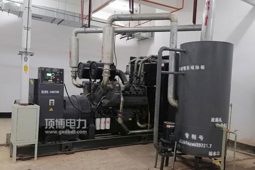 800千瓦上柴发电机组