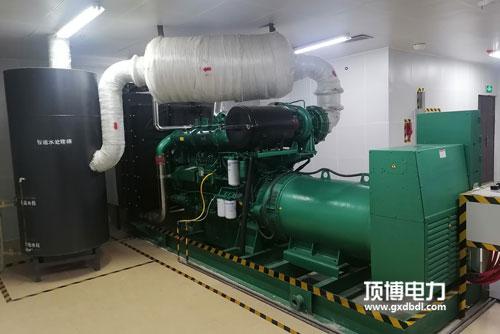 550KW重庆康明斯发电机组