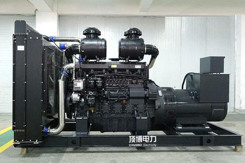 660kw上柴发电机组