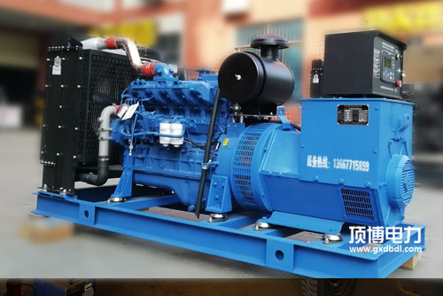 200kw玉柴发电机