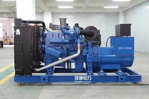 柴油发电机组玉柴