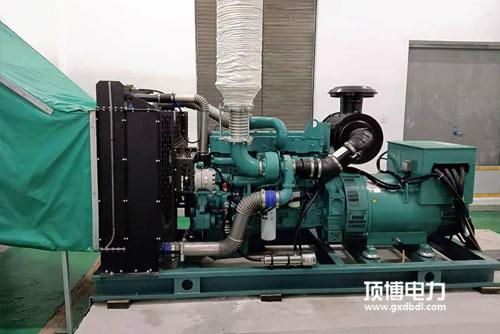 水冷式柴油发电机组发生散热器溢流原因