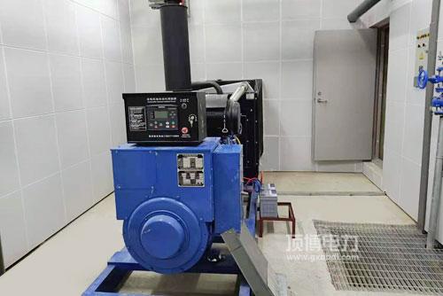 柴油发电机组声音、温度等不同异常故障表现