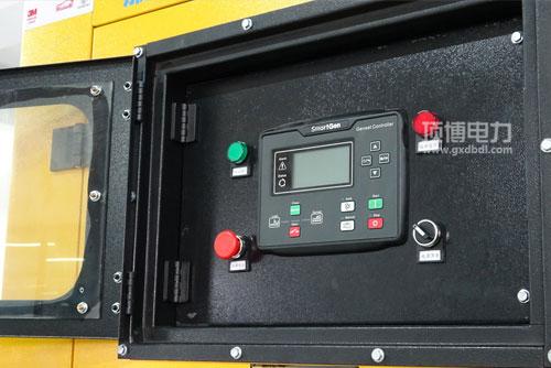 全自动柴油发电机组的两种冷却方式