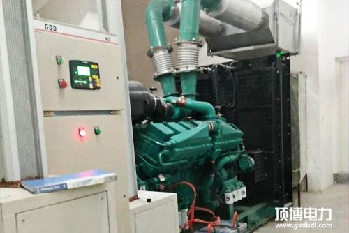 房地产住宅区如何选购消防备用柴油发电机组