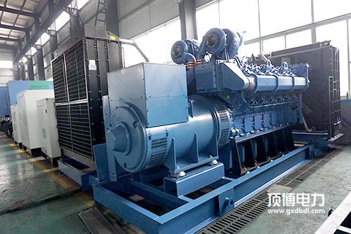 厂家如何在拉闸限电大环境下生存?柴油发电机组来帮忙
