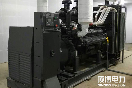460KW上柴发电机组